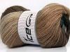 Mohair Magic Glitz Grey Shades Brown Shades