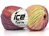 Lorena Print Lilac Light Pink Cream