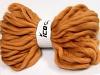 Jumbo Superwash Wool Light Brown