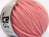 Pure Wool Superbulky Pink