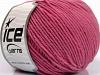 Superwash Merino Extrafine Dark Pink