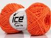 Natural Cotton Fine Orange