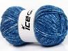 Wool Melange Blue Shades