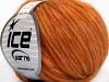 Wool Softair Orange Melange