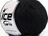 Wool Drops Black