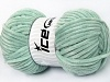 Chenille Baby Light Mint Green