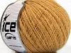 Wool Cord Sport Gold