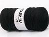Jumbo Cotton Ribbon Black