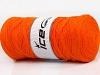 Jumbo Cotton Ribbon Orange