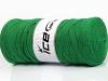 Jumbo Cotton Ribbon Green