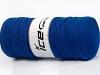 Jumbo Cotton Ribbon Dark Blue