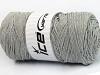 Macrame Cotton Bulky Light Grey