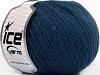 Acryl Cord Fine Blue