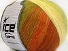 Angora Design Orange Shades Green Shades