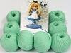 Amigurumi Cotton 25 Mint Green