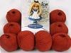Amigurumi Cotton 25 Marsala Red