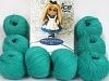 Amigurumi Cotton 25 Emerald Green