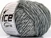 Wool Cord Aran Grey Shades