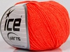 Amigurumi Cotton Neon Orange