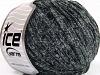 Sale Chenille White Grey Black