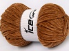 Chenille Baby Light Light Brown