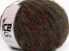 Alpaca Shine Red Dark Brown