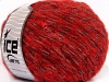 Alpaca Shine Red Grey Black