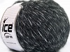 Alpaca Shine Silver Black