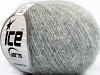 Alpaca Superfine Wool Comfort Light Grey