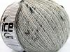 Pop Wool Tweed Light Grey