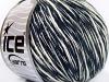 Zucchero Cotone White Anthracite Black