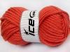 Superwash Wool Chunky Orange