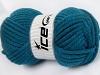 Superwash Wool Chunky Turquoise