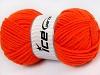 Wool Chunky Orange