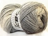 Magic Glitz White Silver Grey Black