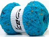 Puffy PomPom Turquoise