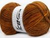 Angora Supreme Color Orange Gold Copper Brown