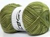 Angora Supreme Color Green Shades
