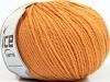 Pure Wool Light Orange