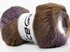 Primadonna White Purple Brown Shades