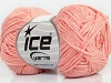 Cotton Bamboo Light Salmon