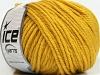 Superwash Wool Bulky Gold