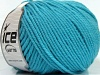 Superwash Wool Bulky Turquoise