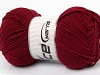 Lorena Worsted Burgundy