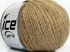 Wool Fine 30 Light Brown Melange