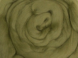 50gr-1.8m (1.76oz-1.97yards) 100% Wool felt Fiber Content 100% Wool, Yarn Thickness Other, Khaki, Brand ICE, acs-938