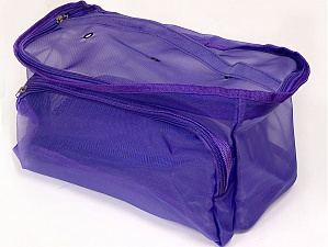 Sizes: 16 cm x 20 cm x 35 cm Purple, Brand Ice Yarns, acs-1259