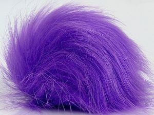 Diameter around 7cm (3&) Lilac, Brand Ice Yarns, acs-1309
