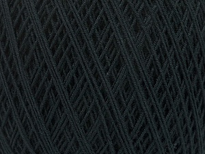 İçerik 67% Pamuk, 33% Polyester, Brand Ice Yarns, Anthracite Black, Yarn Thickness 1 SuperFine Sock, Fingering, Baby, fnt2-49560