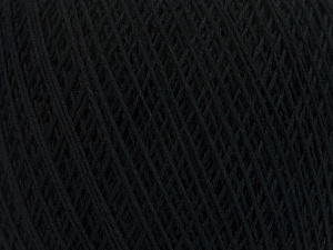 İçerik 67% Pamuk, 33% Polyester, Brand Ice Yarns, Black, Yarn Thickness 1 SuperFine Sock, Fingering, Baby, fnt2-49629